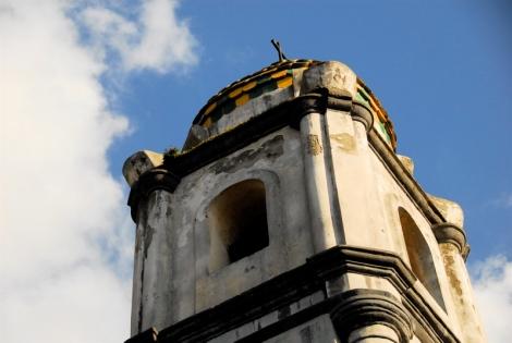 Belltower, Santa Maria del Carmine