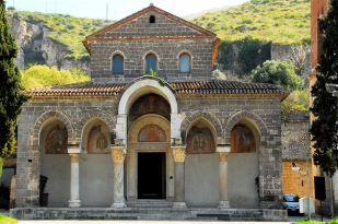 Sant'Angelo in Formis, eleventh century