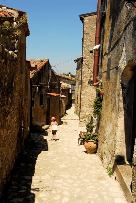 Pata in the borgo