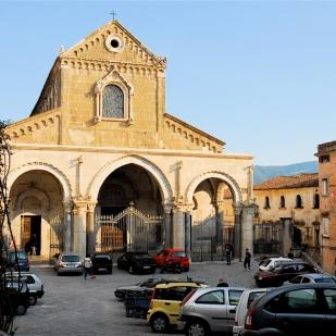 Duomo, eleventh century with later additions, Sessa Aurunca